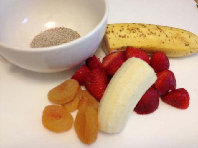 Strawberry Heaven (Vegan Yogurt-Pudding)